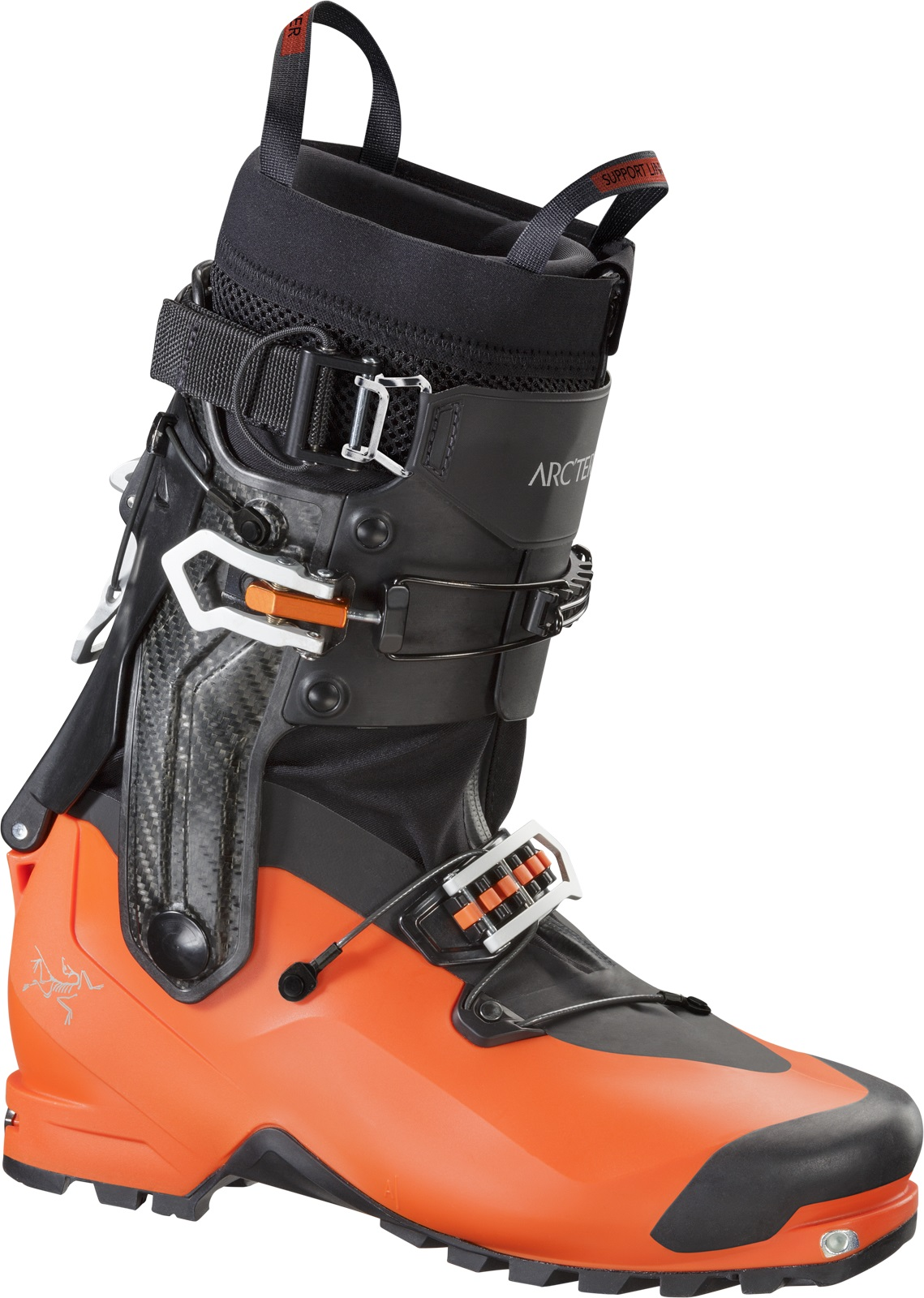 Arc Teryx Recalls Ski Mountaineering Boots Due To Fall