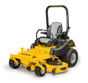 Recalled Hustler FasTrak SDX series zero-turn mower