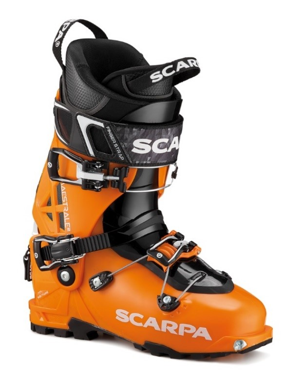 image of Maestrale RS and Maestrale Men's Ski Boots