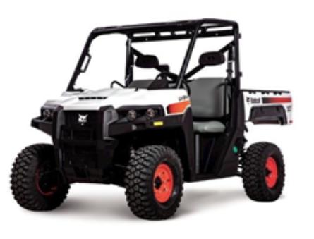 image of Model Year 2020 Ranger XP 1000 and Ranger CREW XP 1000 Off-Road Vehicles, Model Years 2019 - 2020 PRO XD 4000D UTVs, and Model Year 2020 Bobcat UV34 and UV34XL UTVs.