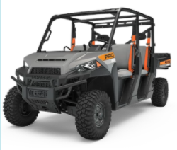 Recalled Model Year 2020 Polaris PRO XD 4000D