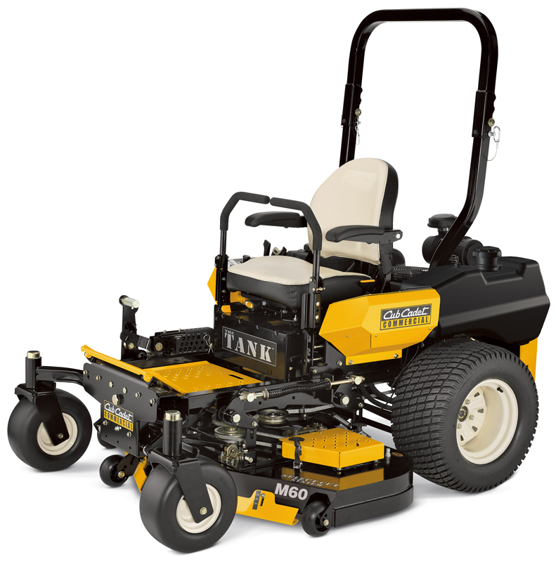 Mtd Products Recalls Cub Cadet Commercial Lawn Mowers Due To Risk Of