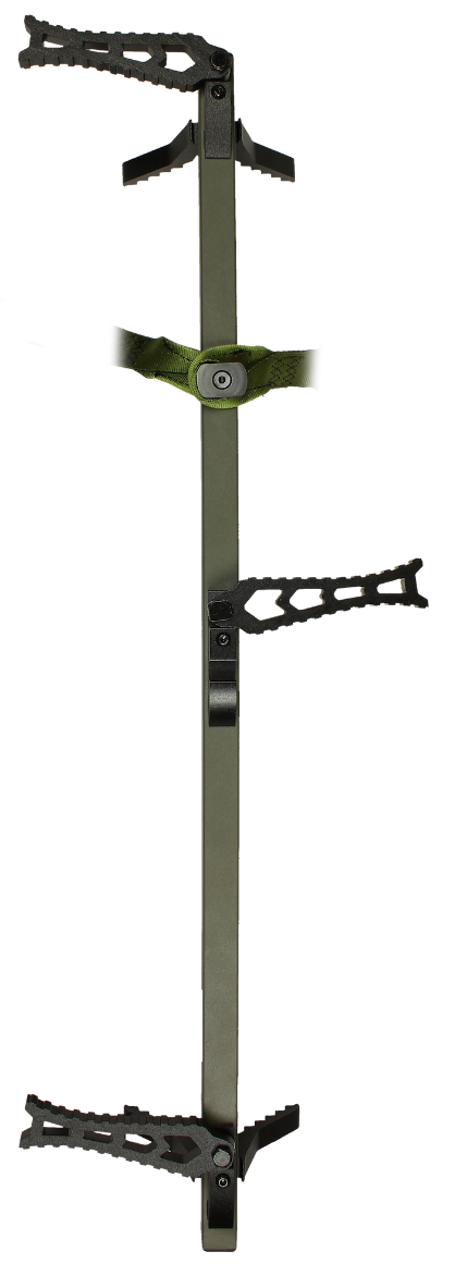 Recalled XOP climbing stick (sand ripple green color)