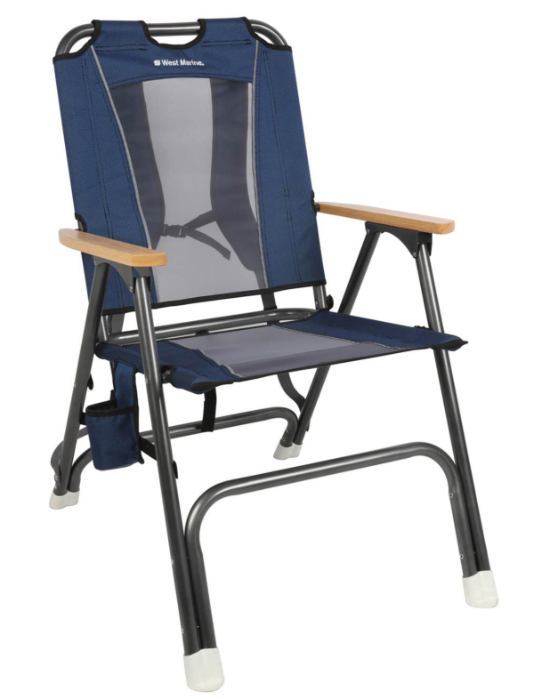 Outstanding West Marine Recalls Folding Deck Chairs Due To Fall And Squirreltailoven Fun Painted Chair Ideas Images Squirreltailovenorg