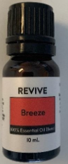 Recalled REVIVE Breeze Essential Oil Blend 10 mL