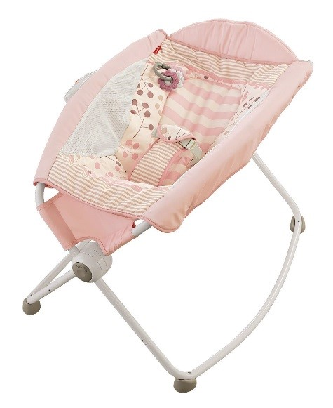 Recalled Fisher-Price Rock 'n Play sleeper