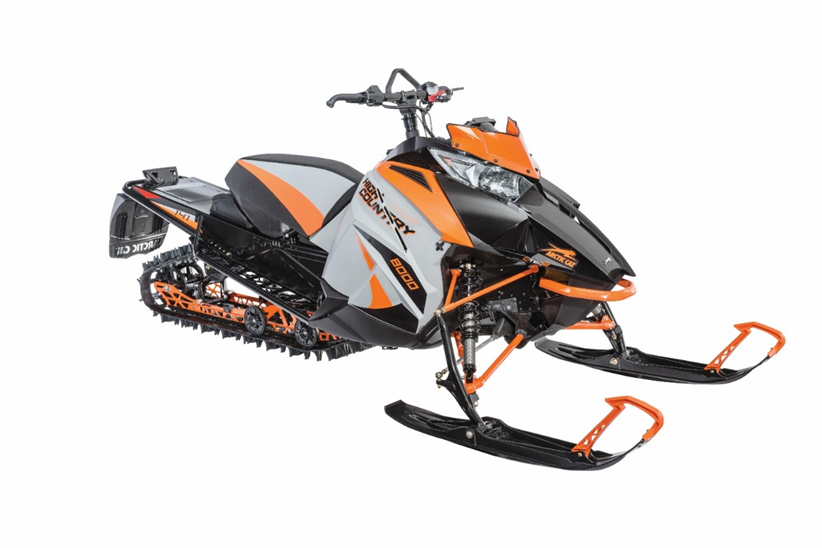 2018 XF 8000 High Country 141""