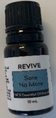 Recalled REVIVE Sore No More Essential Oil Blend 10 mL