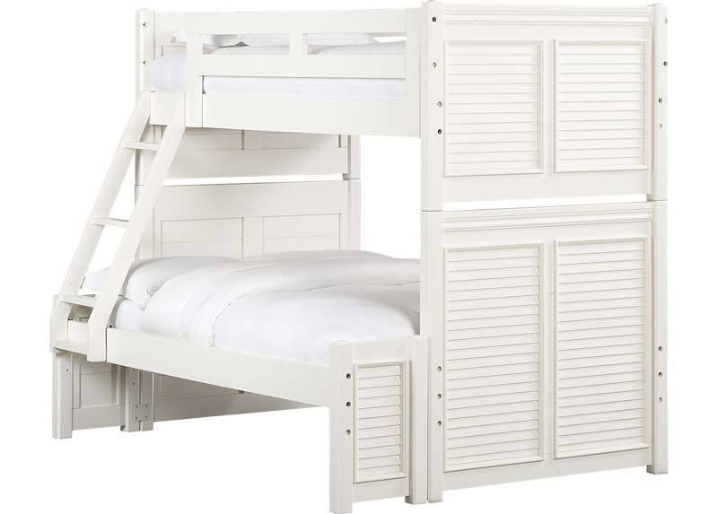Recalled Cottage Retreat Ii Twin Over Full Bunk Bed