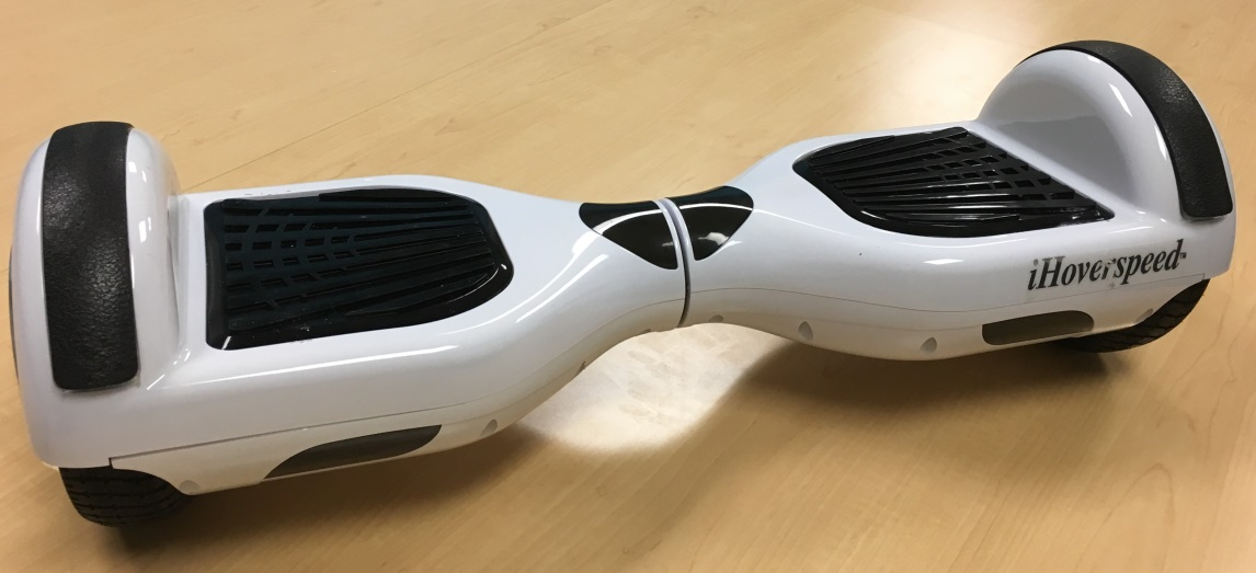 iHoverspeed self-balancing scooter/hoverboard