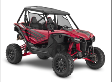 2019-2020 Model Year Talon 1000 2 Passenger
