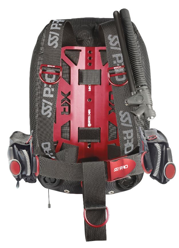 image of Mares XR buoyancy compensation vests