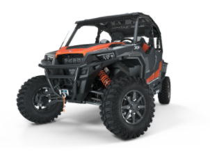 Recalled Model Year 2020 Polaris GENERAL XP 4 1000 DELUXE