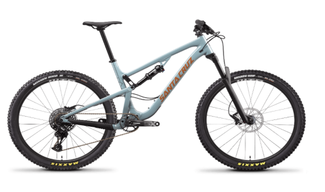 Recalled Santa Cruz Bicycle:  5010 3a Aluminum – Robins Egg (light blue)