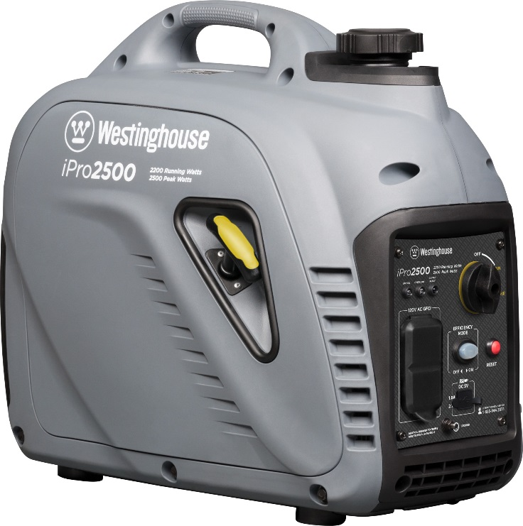 Recalled Westinghouse iPro2500 Portable Inverter Generator