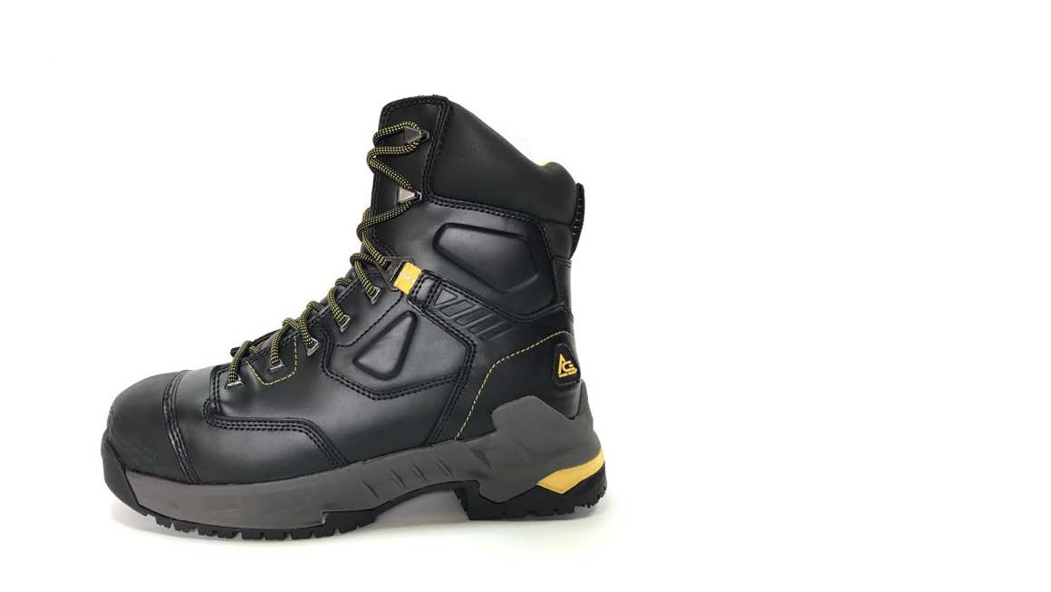Recalled ACE Zeus work boots