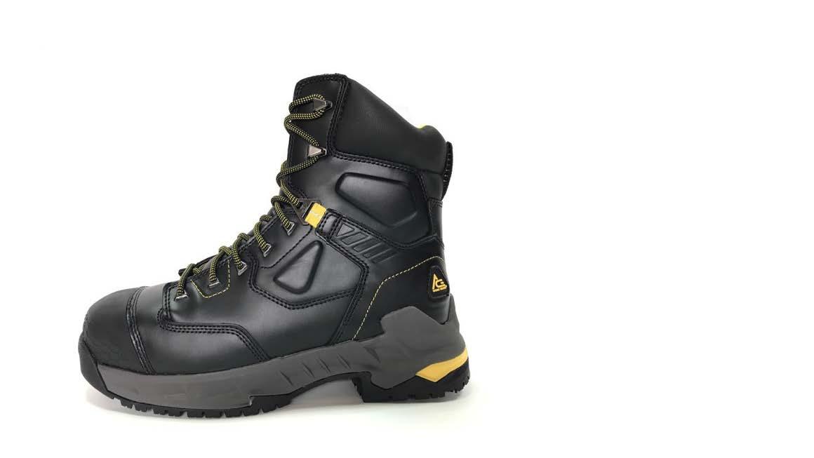 Recalled ACE Zeus work boots