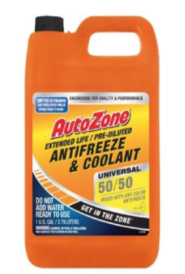 image of Antifreeze products