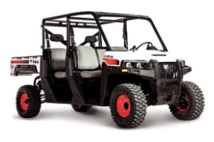 Recalled Model Year 2020 Bobcat UV34XL