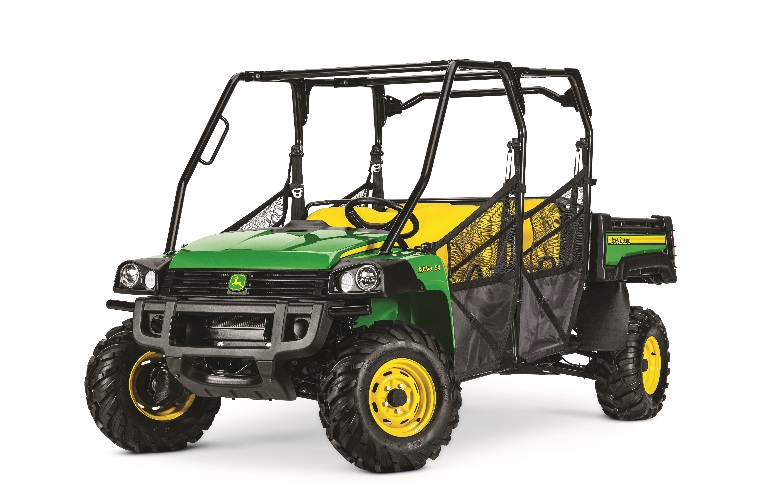 Recalled John Deere Crossover Gator™ four passenger utility vehicle