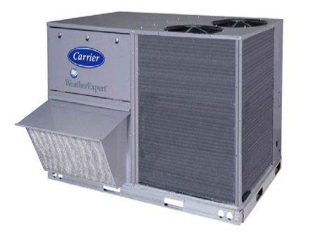 40/50 series LC rooftop HVAC unit