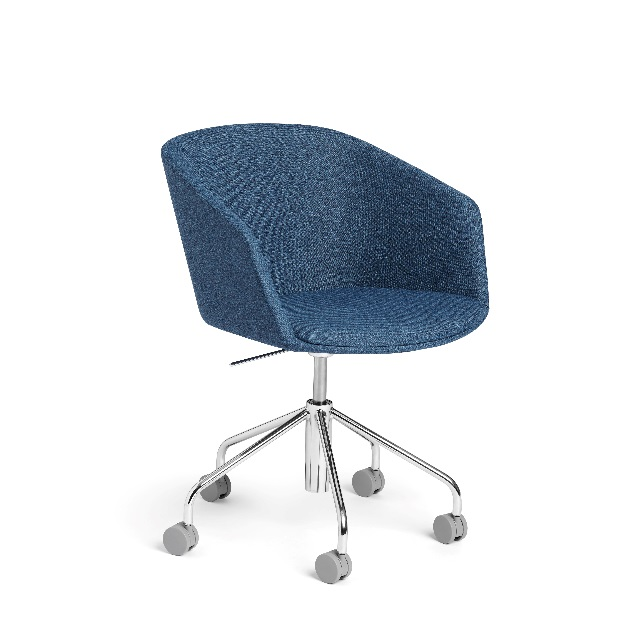 Pitch Rolling Chair, Dark Blue (103768)