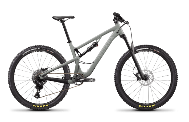 Recalled Juliana Bicycle:  Furtado 3a Aluminum - Fog (light gray)