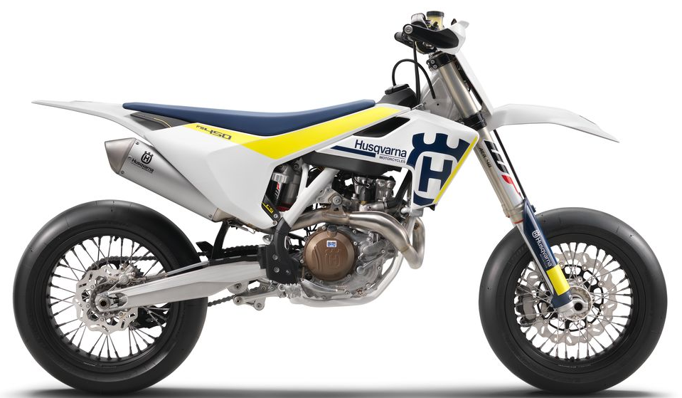 Model year 2017 Husqvarna FS 450