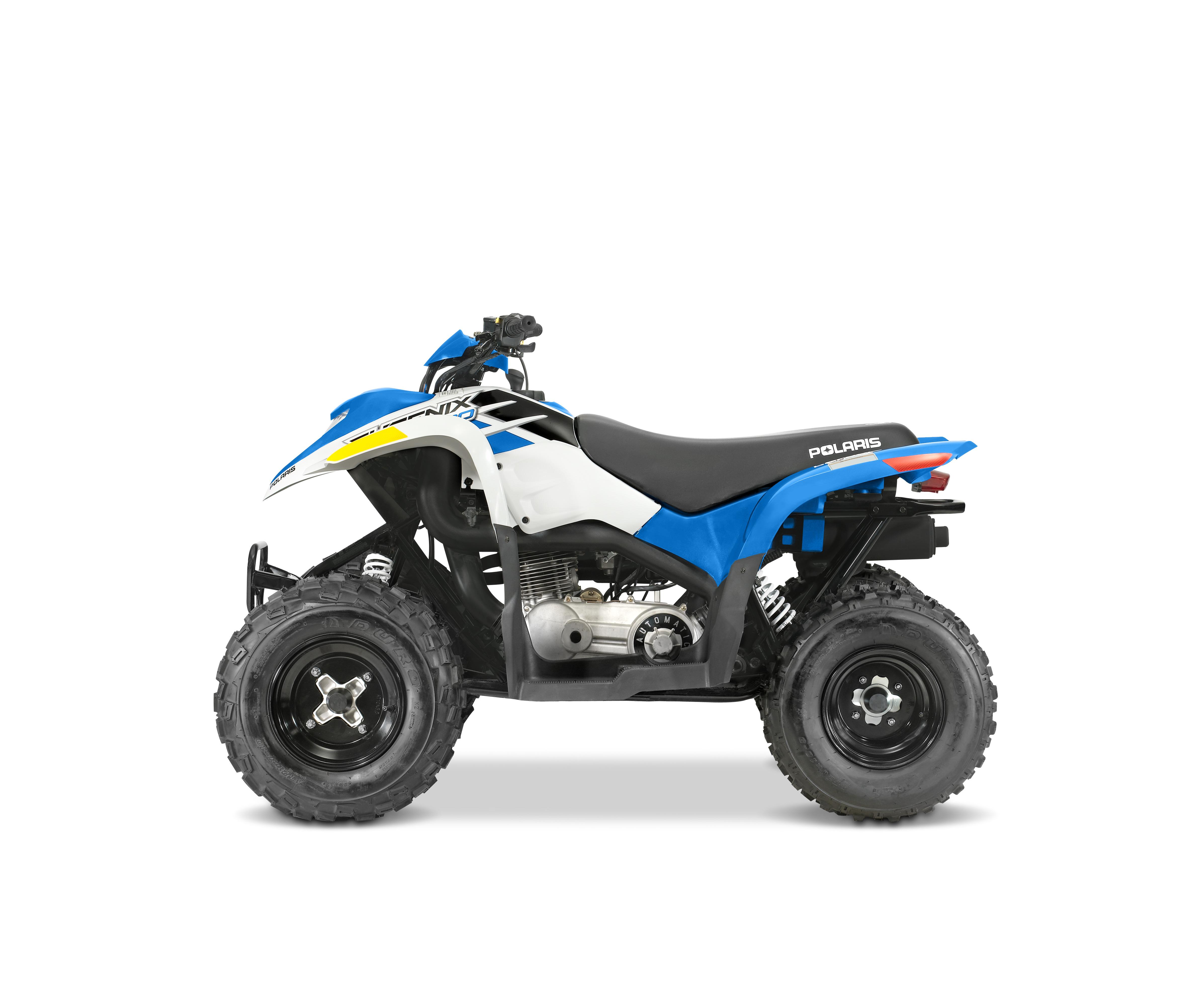 2015 Phoenix 200 in blue