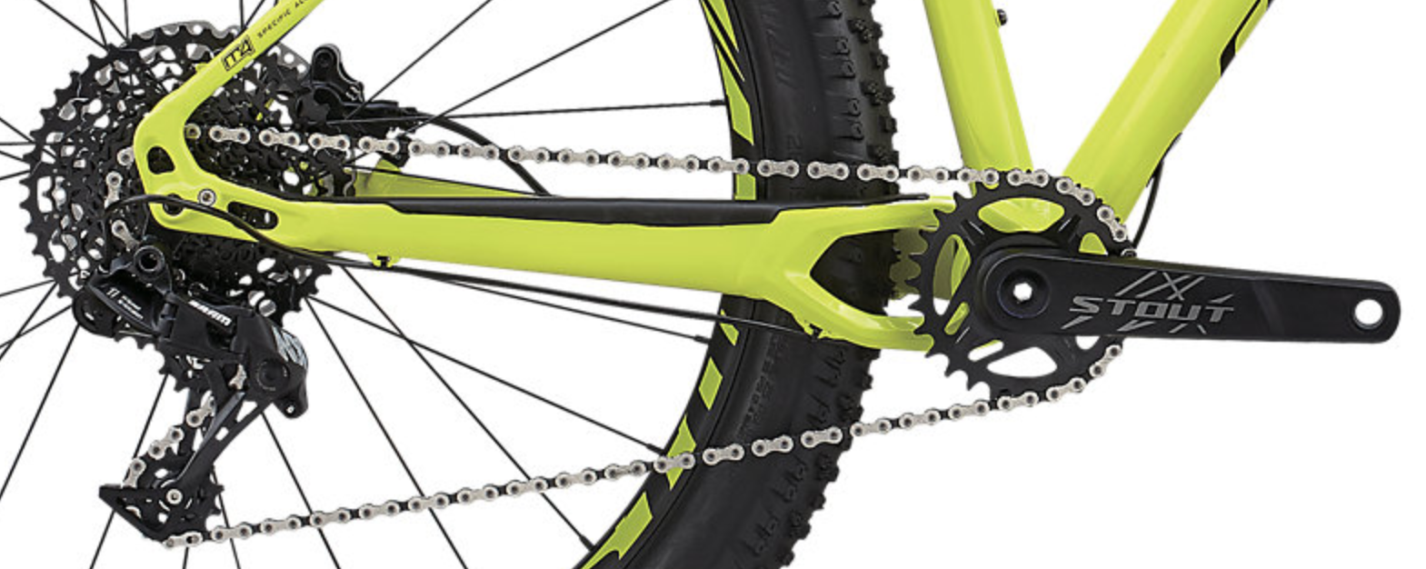 Specialized Bicycle Components Recalls Bicycles with Stout Cranks