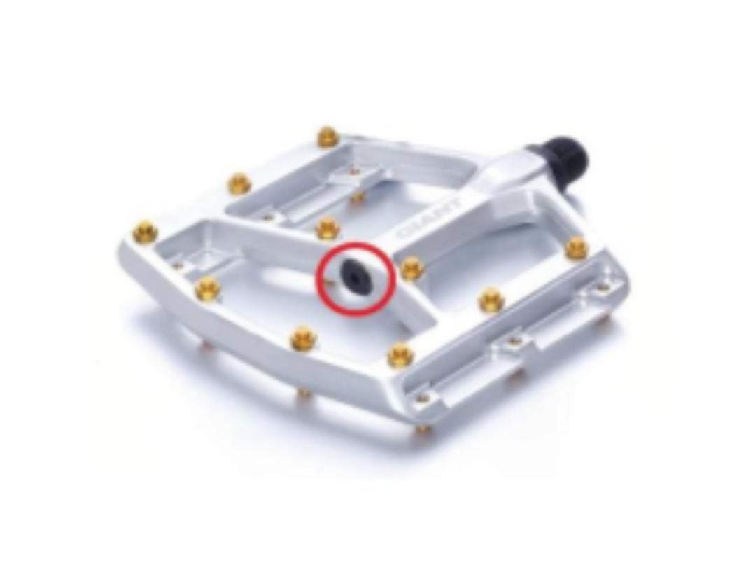 Giant DH pedal subject to recall