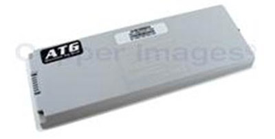 ATG replacement battery MC-BOOK13W for white MacBook Pro computers.