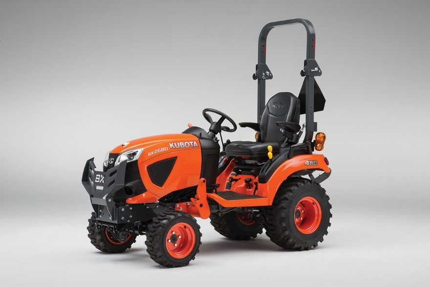 BX model compact tractor