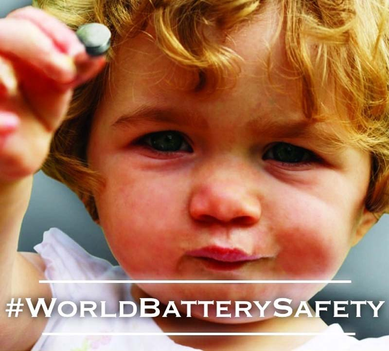 CPSC Joins International Effort to Prevent Button Battery-Related Injuries and Deaths