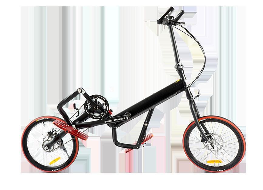 Bionic Runner bicycle