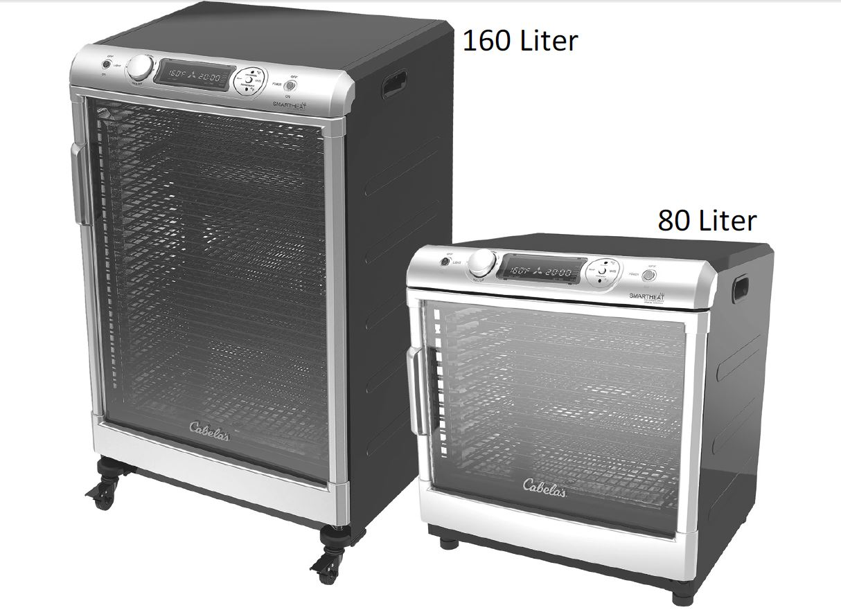 Cabela's Recalls Food Dehydrators Due to Fire Hazard