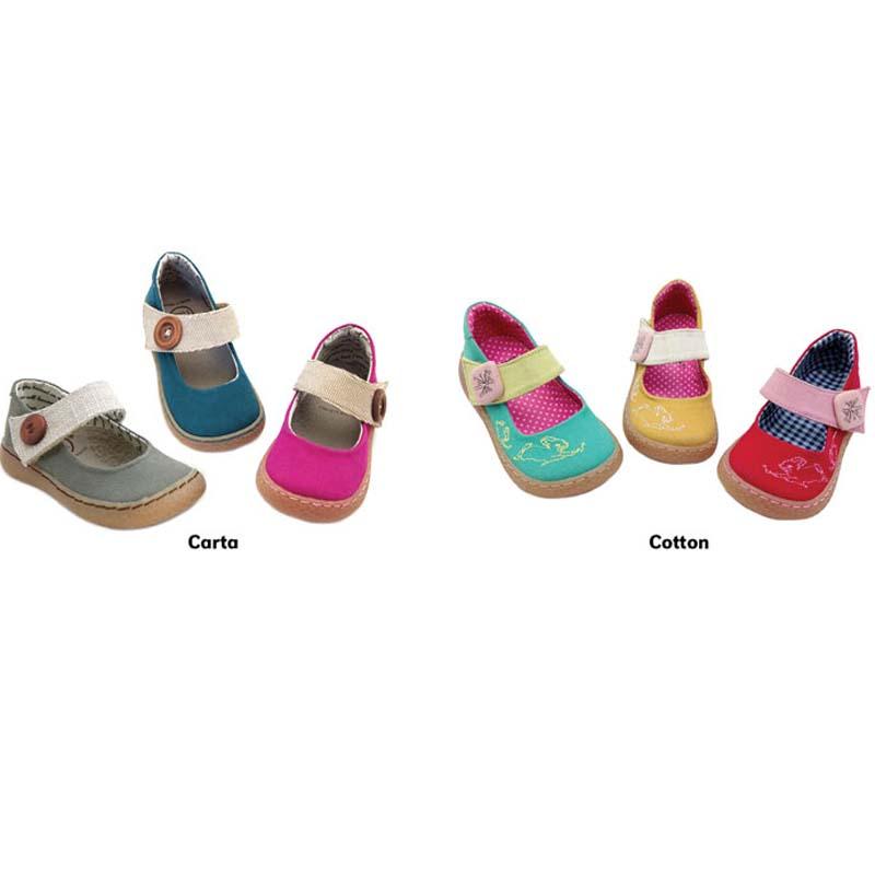 "f8fa538e660e Livie and Luca ""Carta"" and ""Cotton"" Children s Shoes"