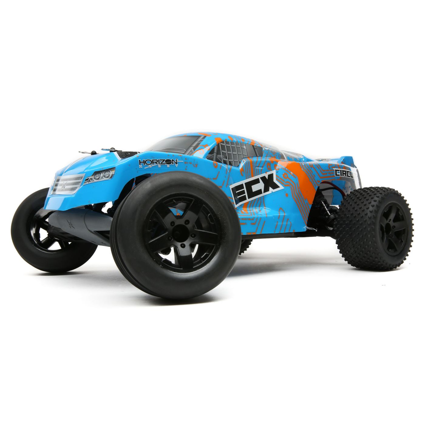 ECX03130T2 ECX 1/10 Circuit 2WD LiPo Blue/Orange