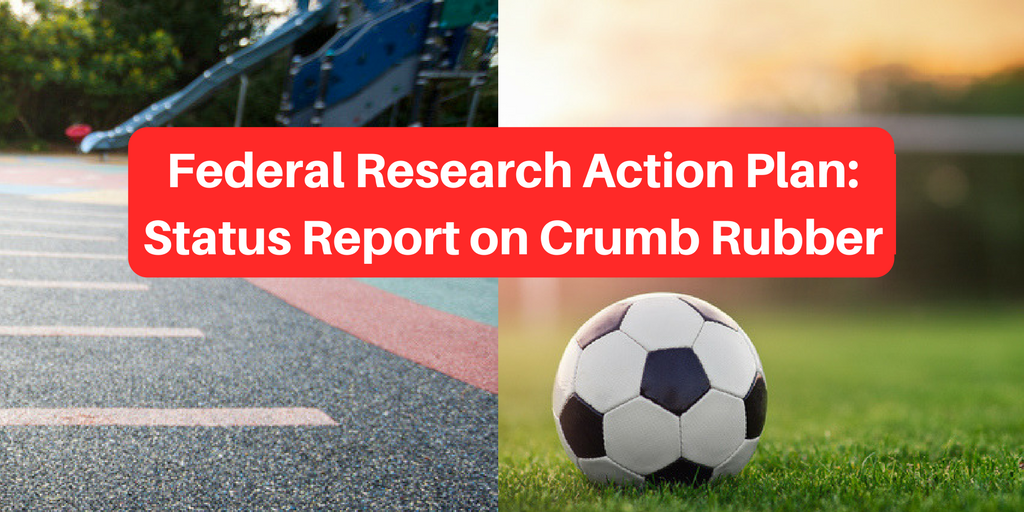 CPSC Status Report on Crumb Rubber