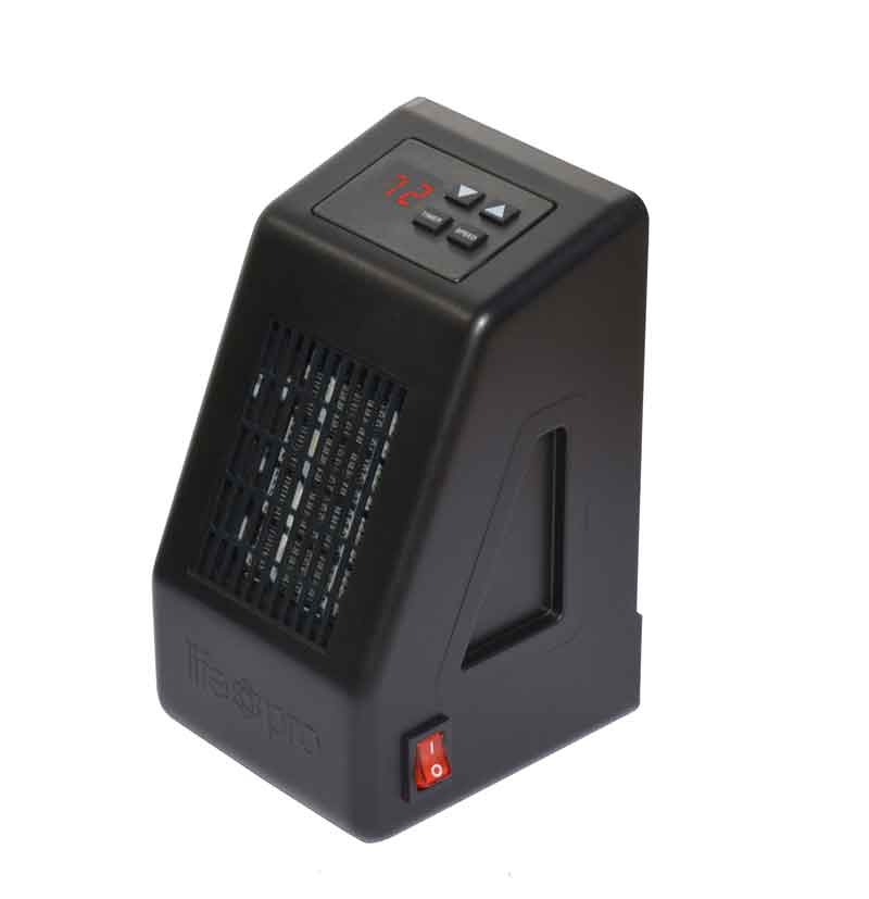 LifePro portable space heater model LS IQH DMICRO. Lifesmart Recalls Lifepro Brand Portable Mini Space Heaters   CPSC gov