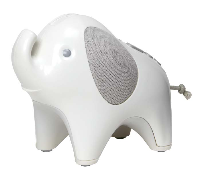 Skip Hop's Moonlight & Melodies elephant nightlight soother