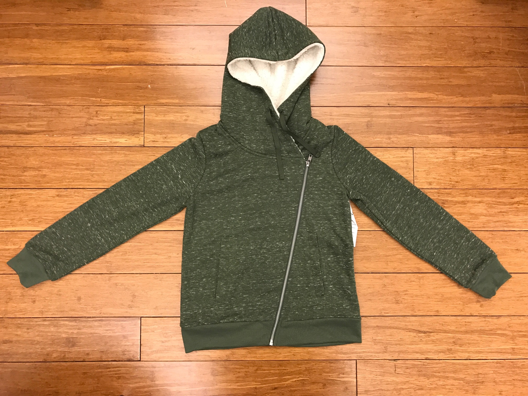 Recalled RDG Global Hooded Sweatshirt