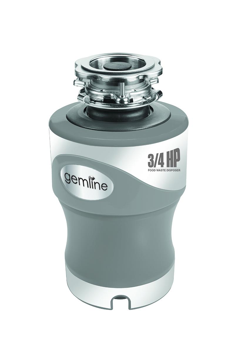 Gemline Emerald 3/4 HP Disposal (model no. GLCD300SS)