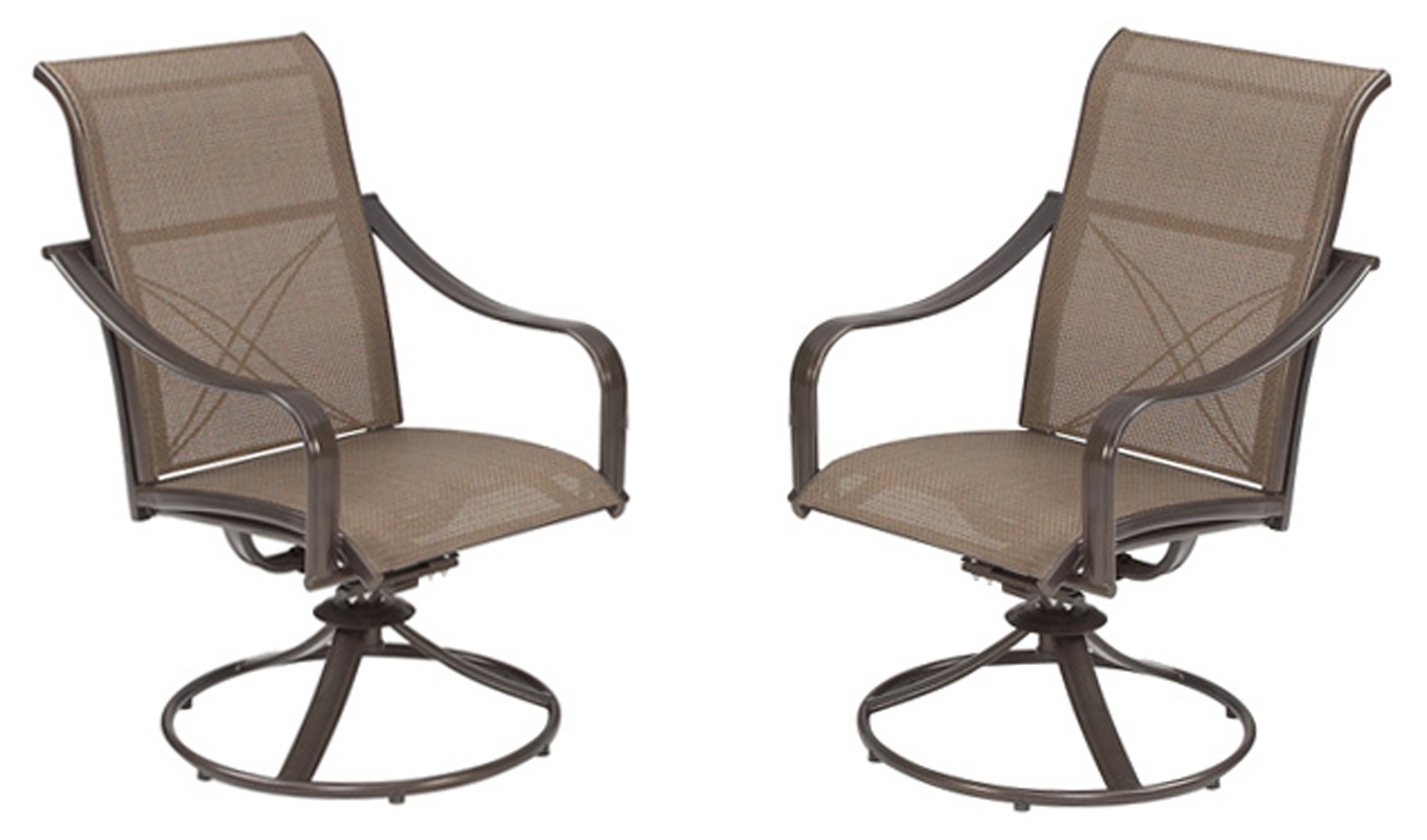 Casual living worldwide recalls swivel patio chairs due to for Outdoor swivel chairs
