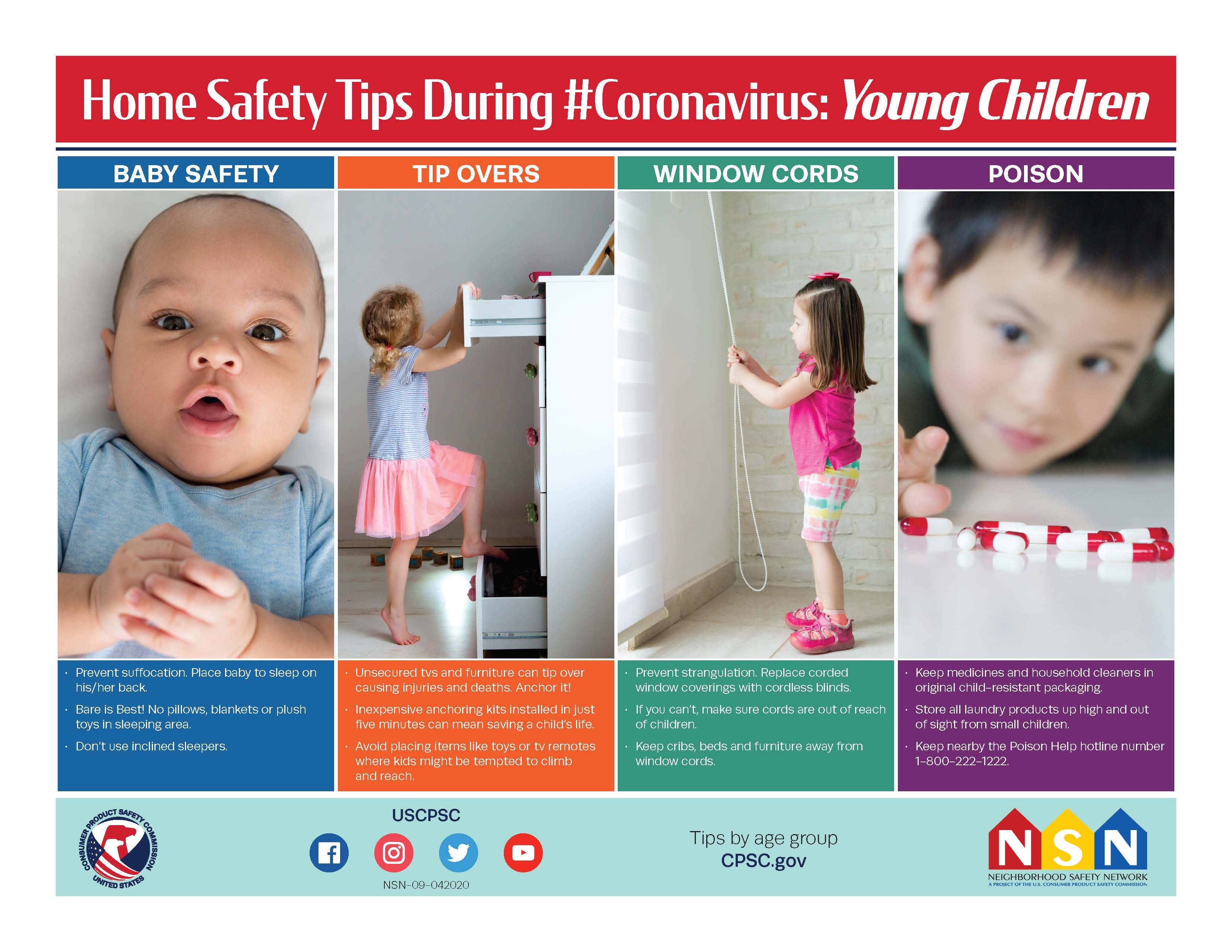 Home Safe With Young Children Cpsc Gov