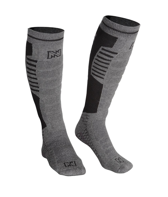 Image of socks without batteries