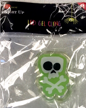 Green Skeleton LED Gel Cling