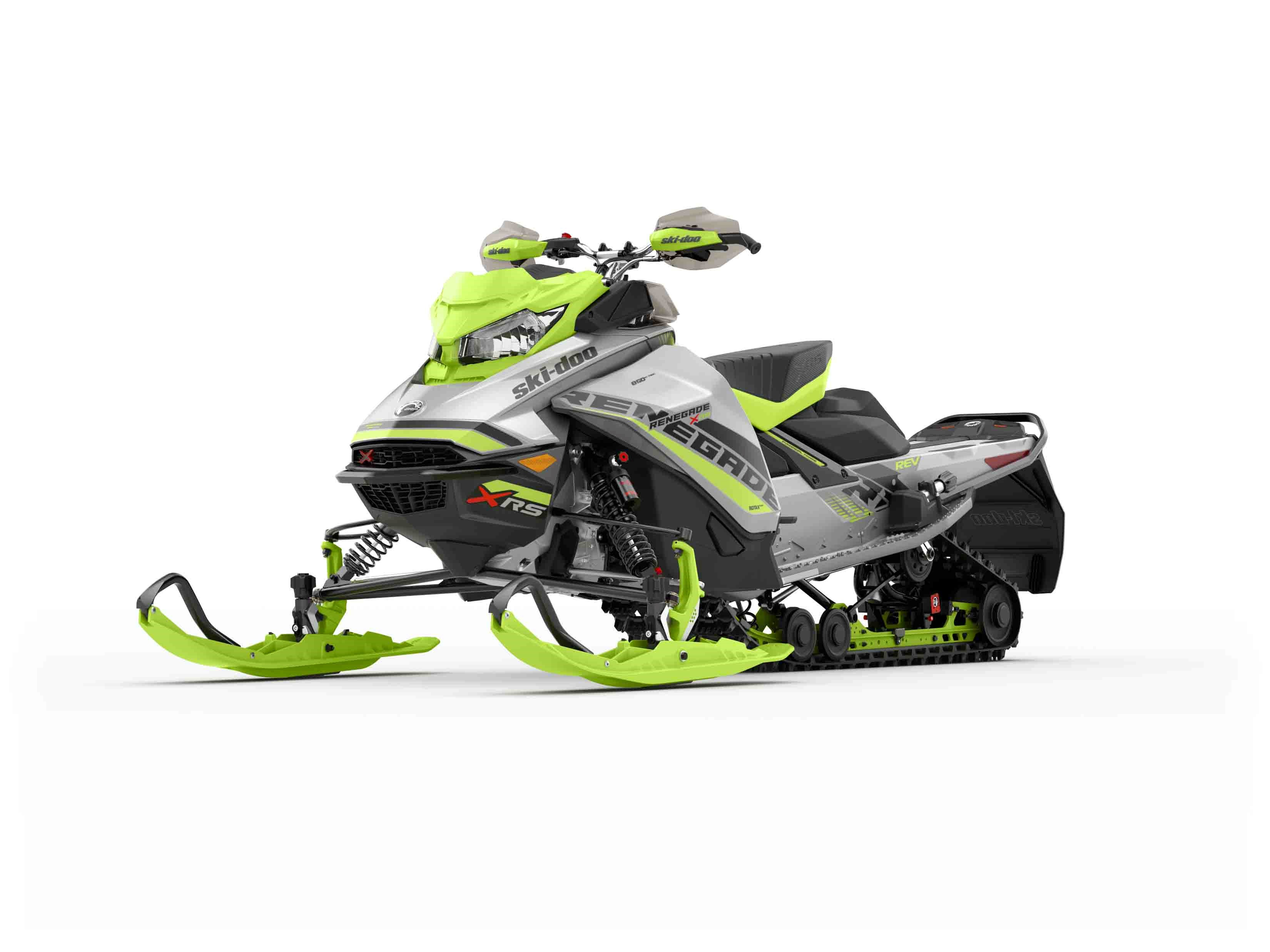 MY2018 Renegade-XRS 850 ETEC Black/Green