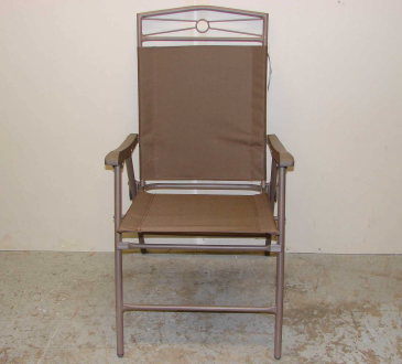 Recalled Bimini Patio Set Folding Chair