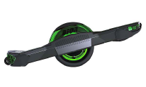 Neon Nitro 8 one wheel electric skateboard (side view)
